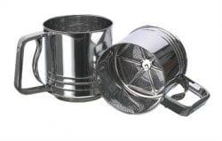 Matfer Bourgeat 115060 Automatic Flour Sieve