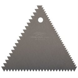 Ateco Decorating Comb Triangle
