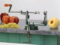 Matfer Bourgeat 215155 Apple Peeler/Slicer/Corer