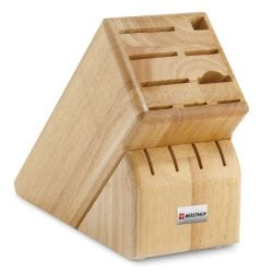 Wusthof Hardwood Knife Block: 13-Slot
