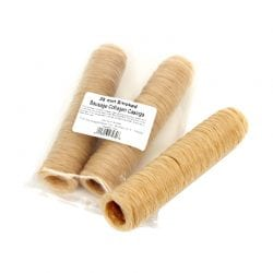 "Smoked Collagen Casings 38mm (1 1/2"")"