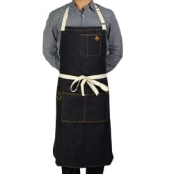 Boldric Denim Apron