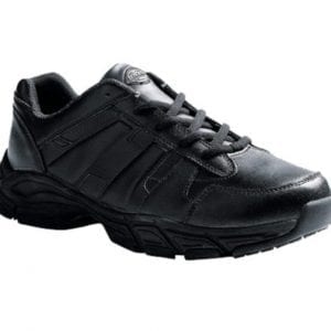 Dickies Men's Slip Resisting Athletic Lace Work Shoes