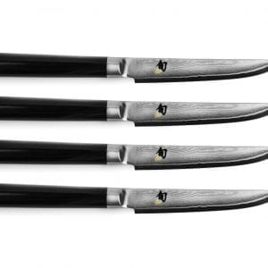 Shun Classic Steak Knife Set: 4-pc.
