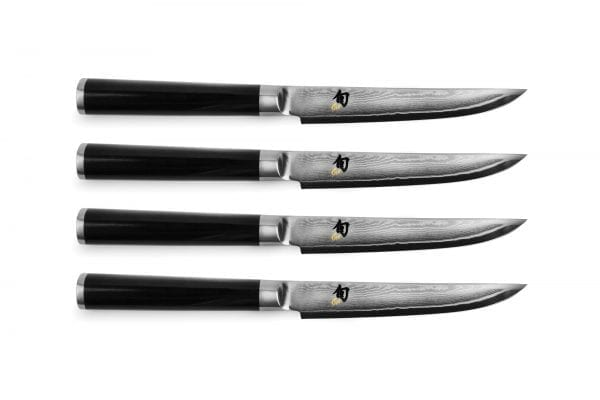 Shun Classic Steak Knife Set: 4-pc.