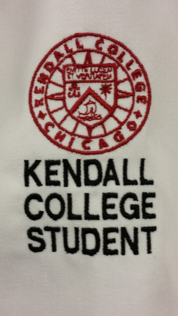 Kendall College Certificate Uniforms