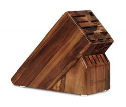 Wusthof Acacia Knife Block: 17-Slot