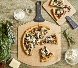 Epicurean Pizza Peel Natural/Slate
