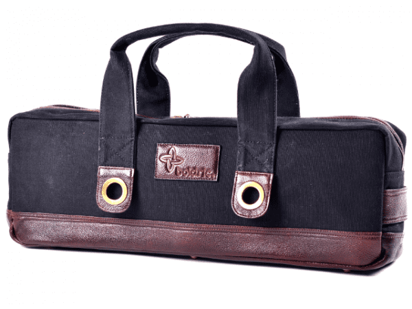 Boldric All Purpose Canvas Tool Bag Black