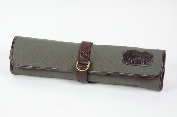 Boldric Canvas DD Hook Tie Bag Green