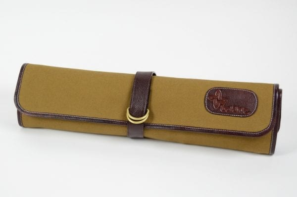 Boldric Canvas DD Hook Tie Bag Khaki