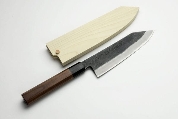 Kikuichi Kurouchi Santoku Knife: 7-in.