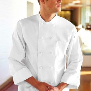 Chef Works Bordeaux Chef Coat