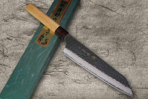 Sakai Takauyki Blue Carbon Kiritsuke Gyuto Chefs Knife 190mm