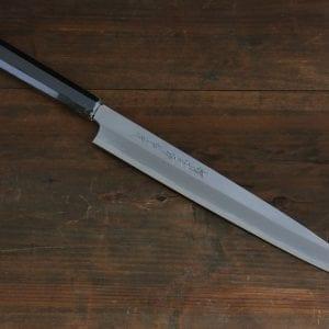 Sakai Takayuki Byakko White Steel No. 1 Yanagiba Slicer: 240mm