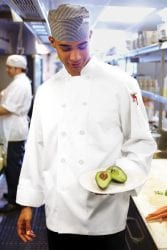 Chef Works Le Mans Basic Chef Coat